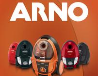 Arno - Lançamento Aspiradores 2010