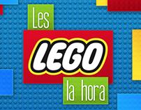 Les LEGO la hora