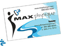 MAX Physique - Branding