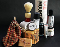 MOUNTAIN MAN // men's grooming kits