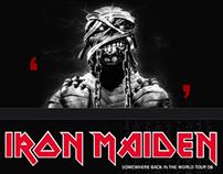 Iron Maiden - Bogota