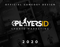 2020 Official Matchday Designs | PLAYERSID