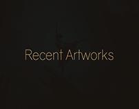 INSTAGRAM POST | Recent Artworks