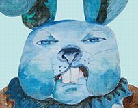 Blue Rabbit What Is Your Problem?!