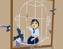 Cage Bird