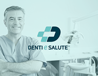 DENTI E SALUTE - Corporate, Website and Interior design