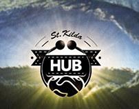St. Kilda Hub Logo