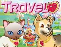 """Travel Master Flash Game"" - Cuccioli Cerca Amici ®"