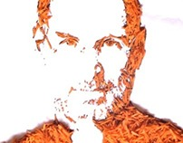 Steve Jobs with Carrot