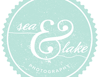 Sea & Lake Photography Branding