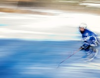 Bob Moretti Played on National Champion Ice Hockey Team