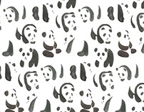 1600 Pandas - Event Graphics