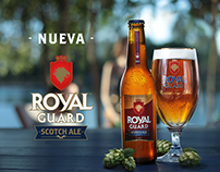 Royal Guard | Nueva Scotch Ale