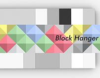 Block Hanger
