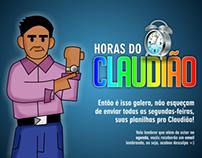 Horas do Claudião