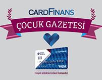 CARDFINANS // 23 NİSAN // ÇOCUK GAZETESİ