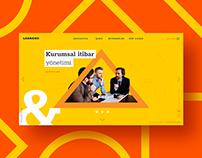 Labrand Website