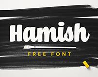 Hamish Free Font