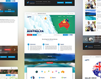 People Migration Consulting - Web Design