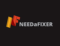NEEDaFIXER web and id design