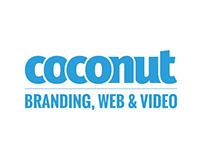 The Coconut Group - Logo Design