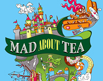 ACHMAD TEA: Mad about Tea