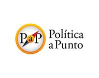 Isologotipo Política a Punto