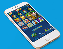 Mobile App for Kizi