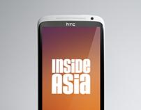 Inside Asia - UI/UX R&D Project