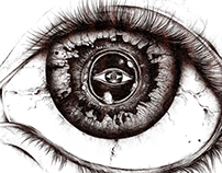 Drawing - Eye