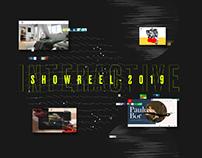 Interactive Showreel - 2019
