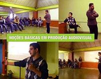Palestra: Noções Básicas em Produção Audiovisual
