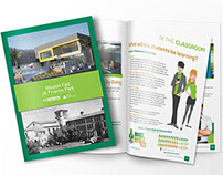 Mission Fed. JA Finance Park Brochure