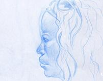 Bocetos de viaje 2/ Scketches