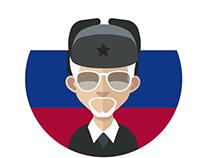 Russian avatar