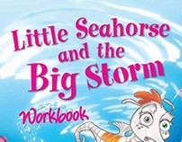 """Little Seahorse and the Big Storm"" Interior Design"