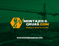 Manual Corporativo Montajes y gruas.com