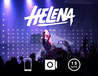 HELENA Shake it Up Aftermovie 15sec @alemm1 EDM
