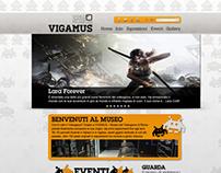 Vigamus - Web Site