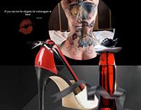 Progetto 3D e photoshop