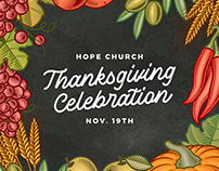 Hope Church | Thanksgiving Celebration