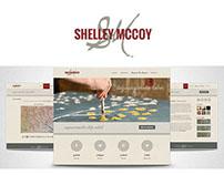 Shelley McCoy Art Identity & Website