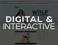 Digital & Interactive