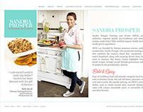 Sandra Prosper Website