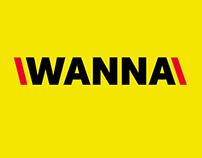 Identidad gráfica para Wanna Filmmakers