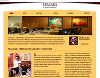 Web Design of Italian Restaurant