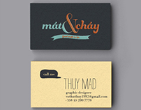 Mát & Cháy Branding