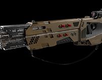 Rifle - Concept Design