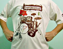 T-Shirt Superguidis