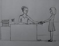 children's book illustration, book 2